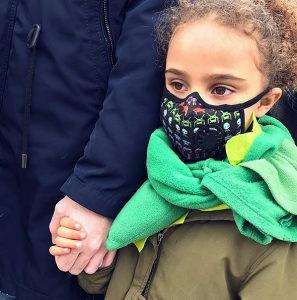 Vogmask - zaštita od zagađenog zraka za djecu