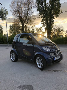 Smart ForTwo For Two Coupe