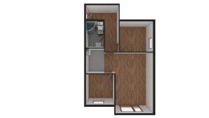Apartamani Bjelašnica / A10 - USELJIVO
