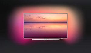 "Philips 4K 55"" UltraHD TV 55PUS6804 AMBILIGHT PUS6804"