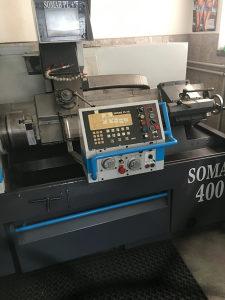 CNC Strug SOMAB 400