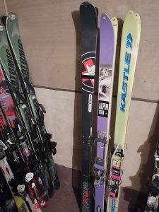 skije za turno