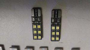 LED T10 UBODNE CANBUS