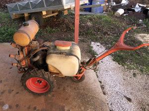 Poljoprivredna mašina
