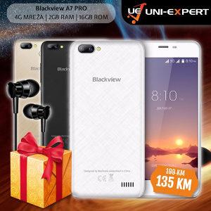 Blackview Smartphone A7 Pro Black/Blue/White/Gold