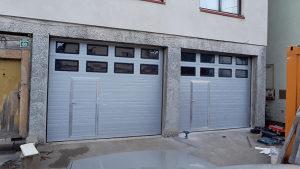 Sekciona (segmentna )vrata