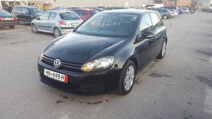 Volkswagen Golf 6 2.0 81kw TDI TEK UVEZEN