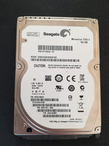 Hard Disk za Laptop 160GB