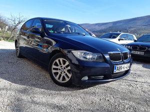 BMW 320 2007.god,registrovan,navi...