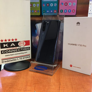 Huawei P30 Pro 128GB Black Full KAO NOV