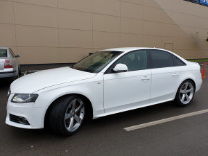 Audi RS A4 s line S4 sline