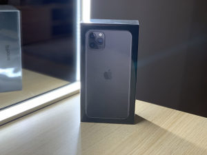 Iphone 11 Pro Max 64gb Space Gray NOVO VAKUM GARANCIJA