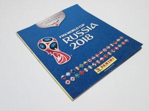 LOT 5 albuma Panini - World Cup i Euro