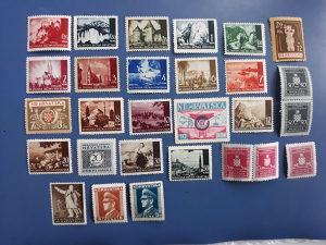 Poštanske  markice   HRVATSKA-- N D H