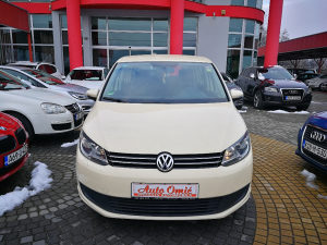VW TOURAN 2013 GOD 2.0 TDI DSG