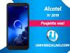 Alcatel 1V 2019 16GB (1GB RAM)