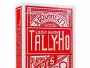 Tally - Ho Poker 9 Red / Blue Igraće karte