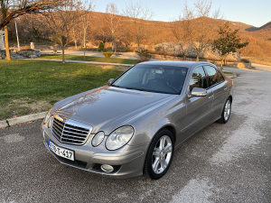 Mercedes Benz E 320 CDI Facelift