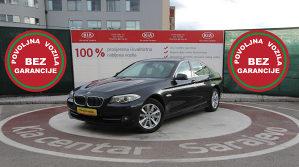 ID: 135 BMW 525 F10 2.0 D *REZER* STEPTRONIC