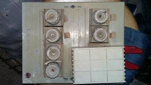 Kutija osigurači zvonce