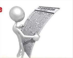 Usluzno objavljivanje Vasih oglasa