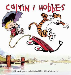 Calvin i Hobbes 1 / FIBRA