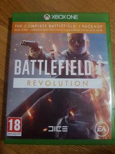Battlefield 1 Revolution za Xbox one