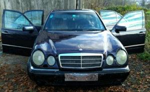 Mercedes-Benz E 280 Benzin-plin AVANGARD STRANAC