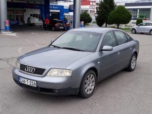 Audi A6 2.4 benzin 1998 god. Istekla reg.povoljnoo!!