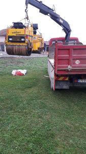 HIAB Dizalica Kran za kamion