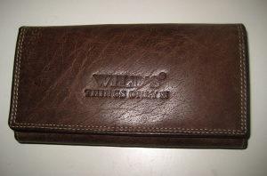 Ženski kožni novčanik WILD'S
