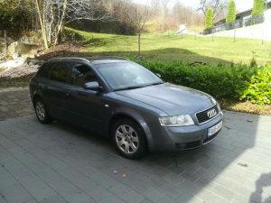 Audi A4, 1.9 TDI, registrovan u odličnom stanju