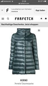Zenska jakna Herno