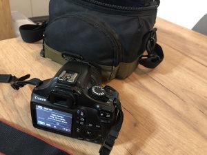 Fotoaparat CANON EOS 1100D