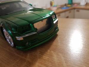 Chrysler 300c hemi maisto