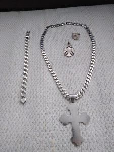 Srebreni nakit