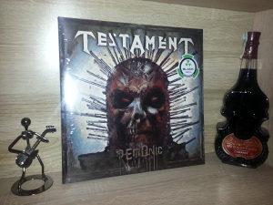 TESTAMENT - Demonic (1997)