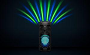 Sony MHCV41D bluetooth zvucnik MHC-V41D