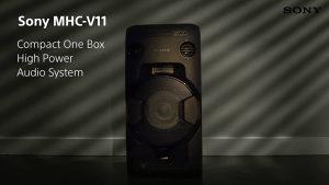 Sony MHCV11 Bluetooth zvucnik MHC-V11
