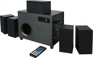 Zvučnik OMEGA 5.1 OG-587BT 25W Bluetooth