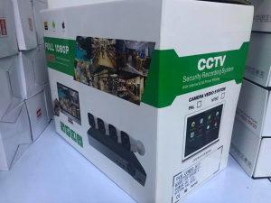 Kompletan videonadzor za vašu kuću, garažu ili radnju