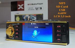 Radio Player za auto, podržava sve video formate