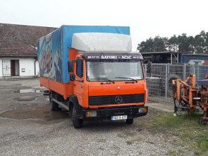 Kamion Mercedes Benz 814