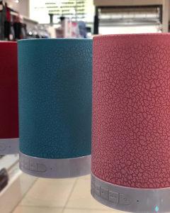 Bluetooth zvučnik sa magičnom lampom