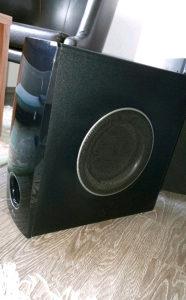 LG woofer, pojacalo, vufer, bass zvucnik