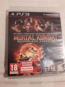 Mortal Kombat ps3, Komplete Edition
