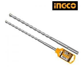 Borer za beton SDS PLUS fi 10 x 210 INGCO