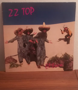 ZZ Top ‎- El Loco LP