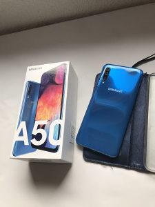 Samsung Galaxy A50 128 GB Blue DUOS Full 10/10