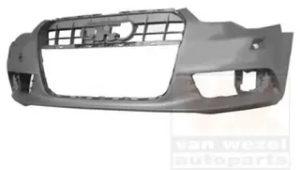 Branik prednji Audi A6 11- otvori za sprice
